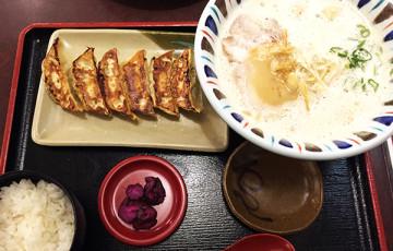 元喜神でラーメンを食べてきました